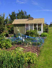 Garden Buildings for Small Spaces