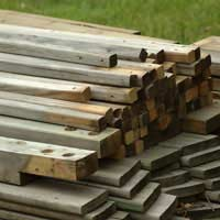 Build Using Reclaimed Materials