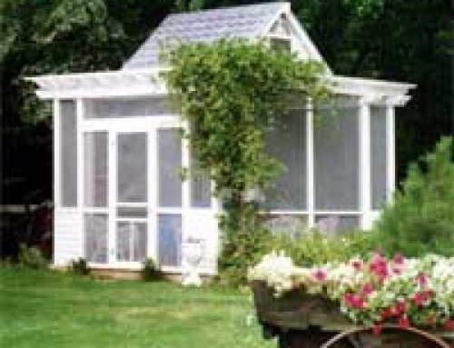 Choosing and Building a Summerhouse