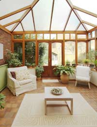 Installing a new Conservatory