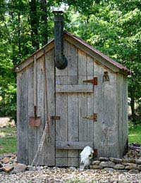How to Construct a Smoke House