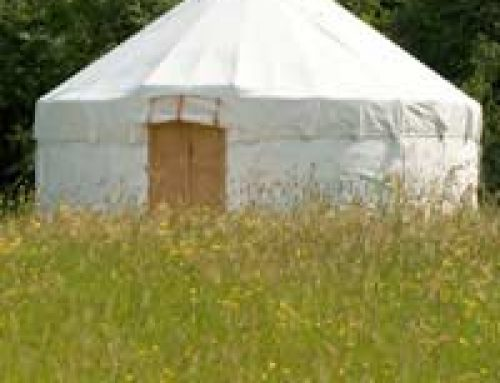 Wigwams and Other Large Tents