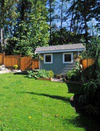 Maintaining Garden Offices and Similar Buildings