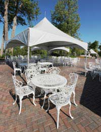 Marquees for the Garden