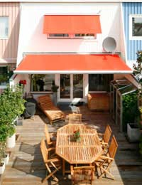 Patio Awnings and Canopies