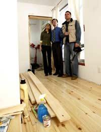Choose a Hardwearing Flooring Material